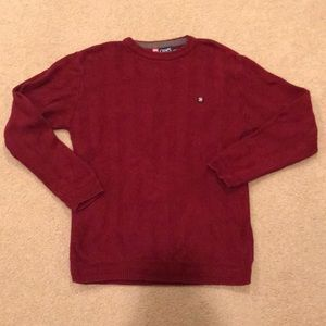 Chaps sweater mens